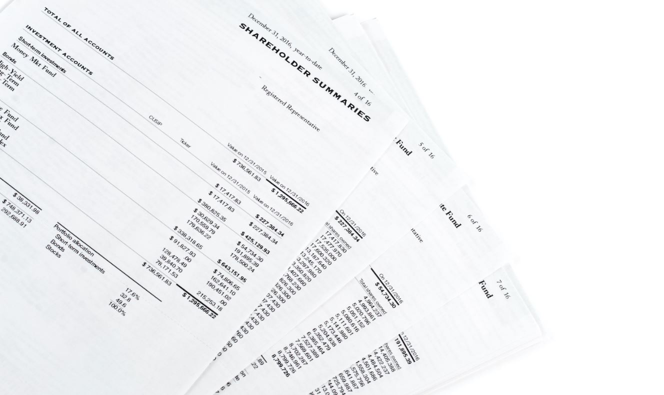 Financial Statements - Clearline CPA