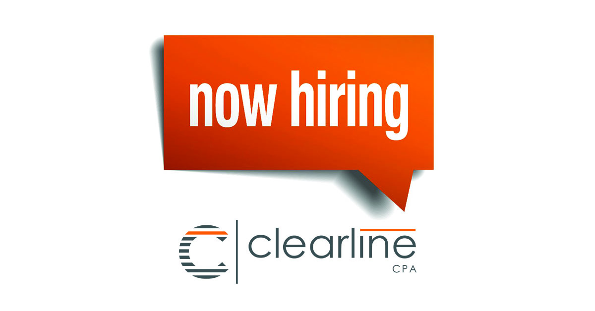 Hiring - Clearline CPA