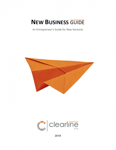 New Business Guide - Clearline CPA